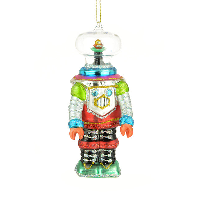 Retro Robot Decoration