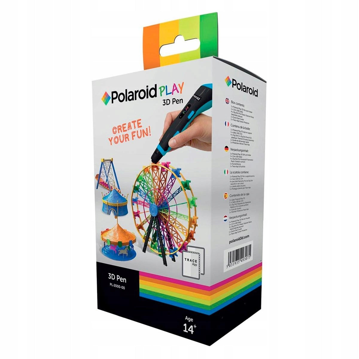 Polaroid Play 3D Pen Boxed