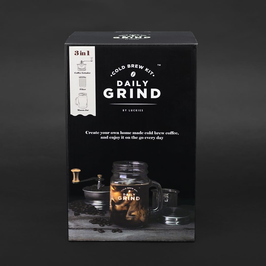 Daily Grind Cold Brew Kit