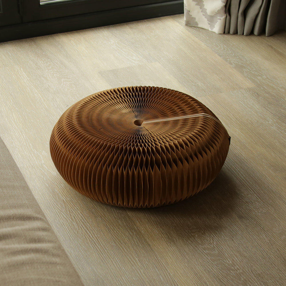 Circle Paper Stool Recycled