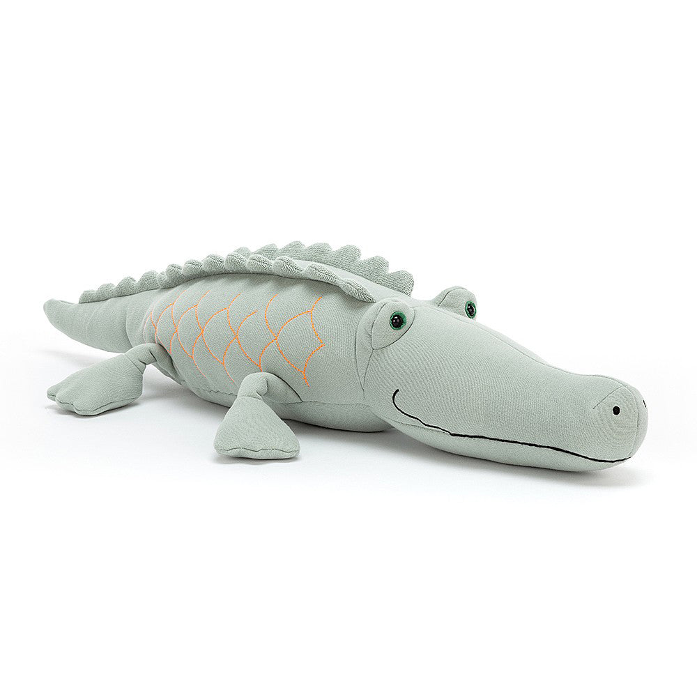Zaggy Crocodile Plush Toy