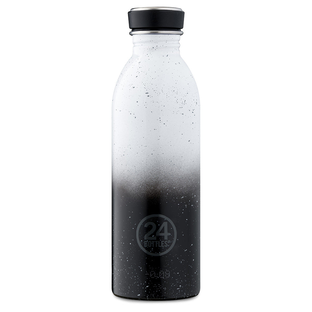 Reusable Water Bottle 500ml in Eclipse full view