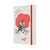 The Wizard of Oz Poppy Field Notebook Cover
