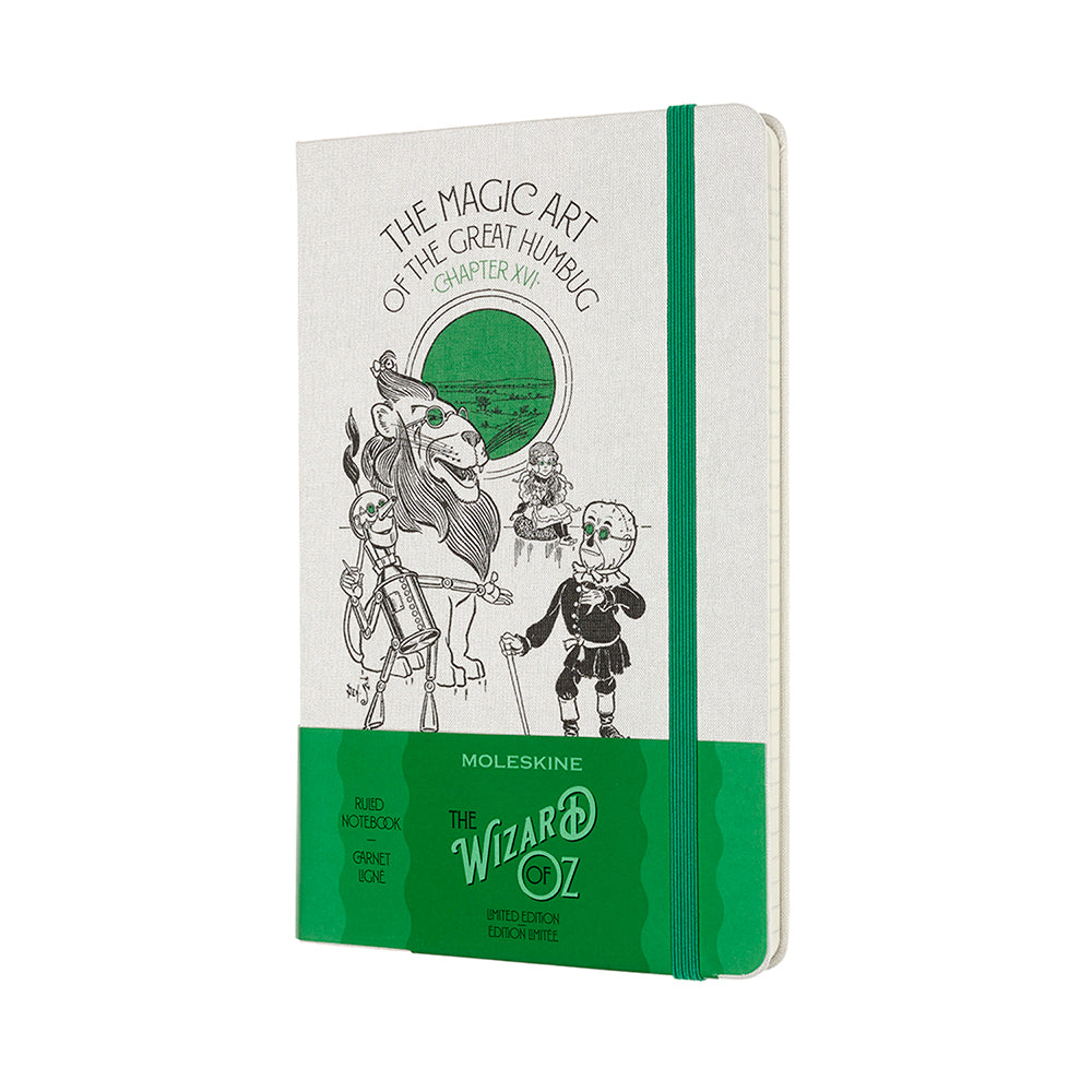 The Wizard of Oz Humbug Magic Notebook Cover with Packaging