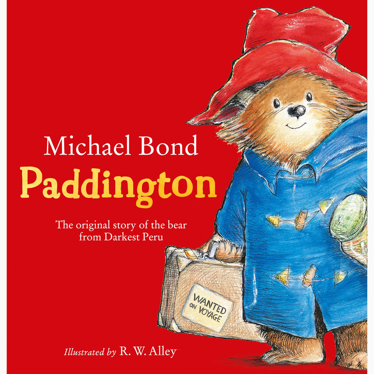 Cover of Paddington by Michael Bond