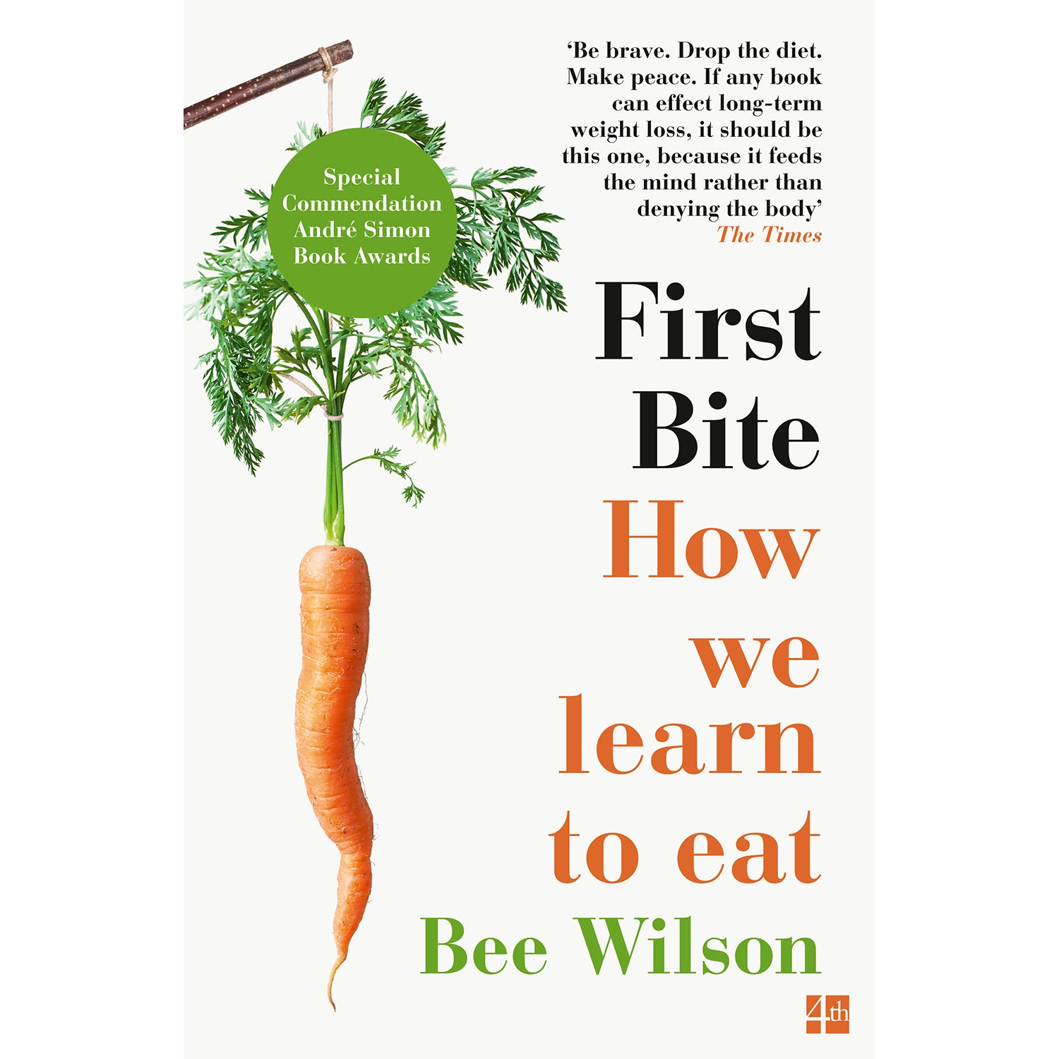 Cover of First Bite