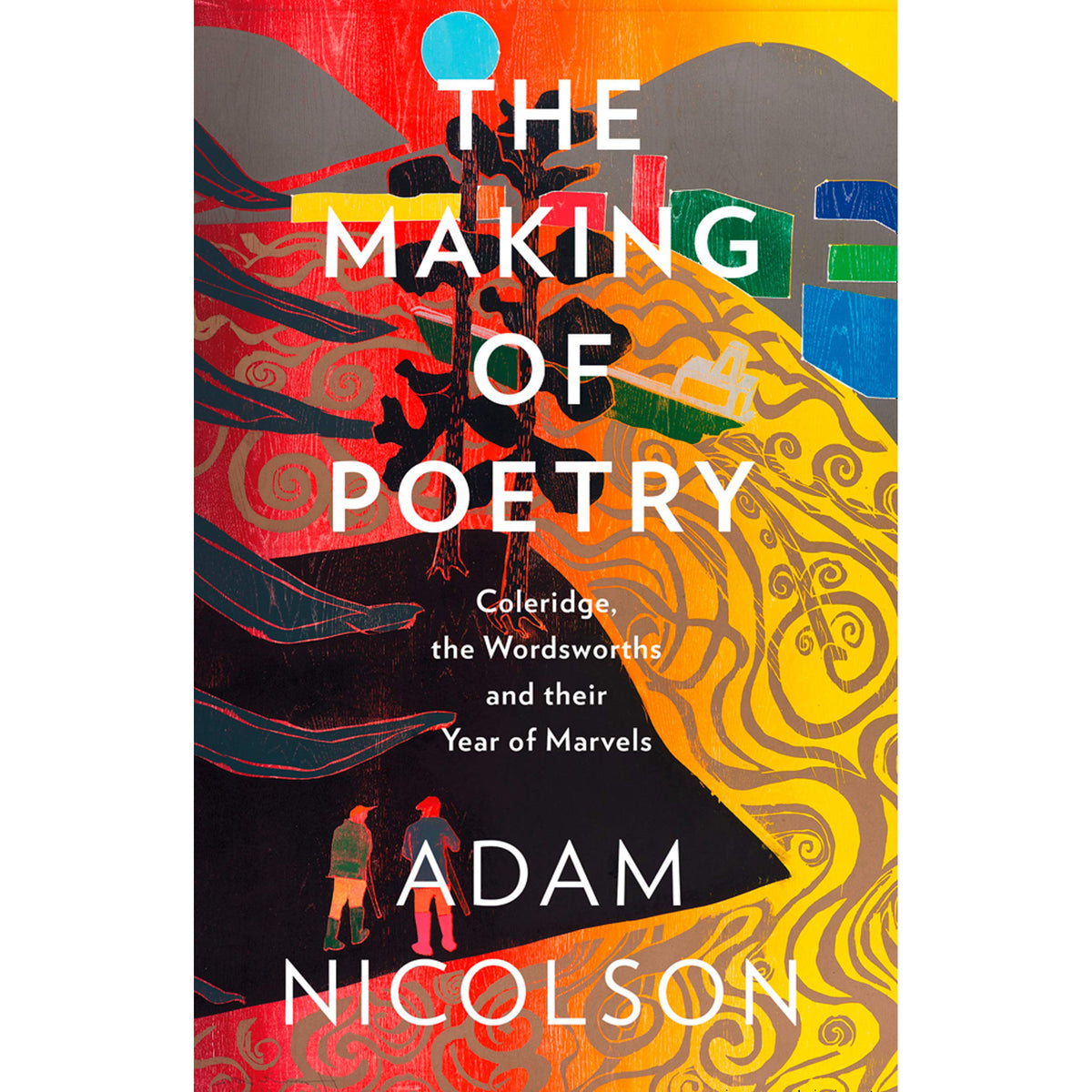 cover of The Making of Poetry