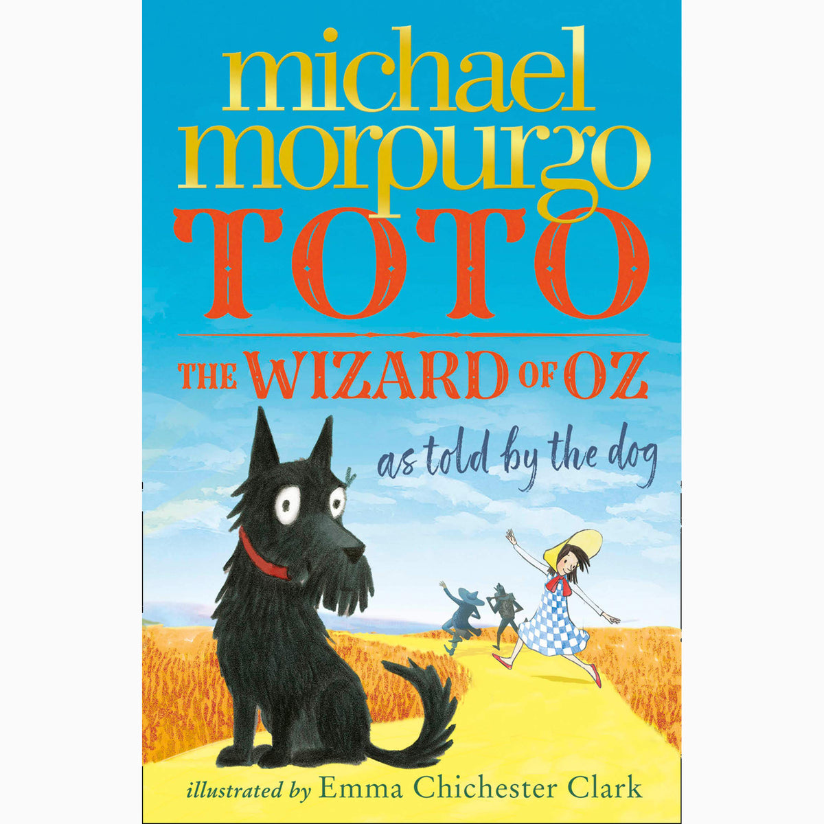 Cover of ToTo illustrated by Emma Chichester Clark