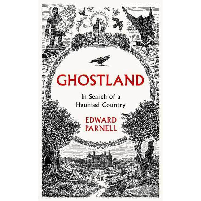 Ghostland: In Search of a Haunted Country Cover