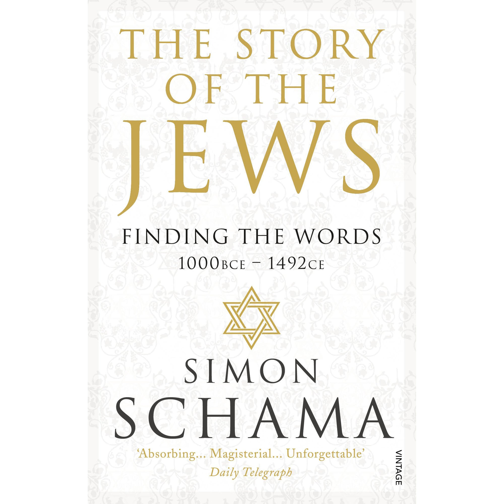 Cover of The Story of the Jews