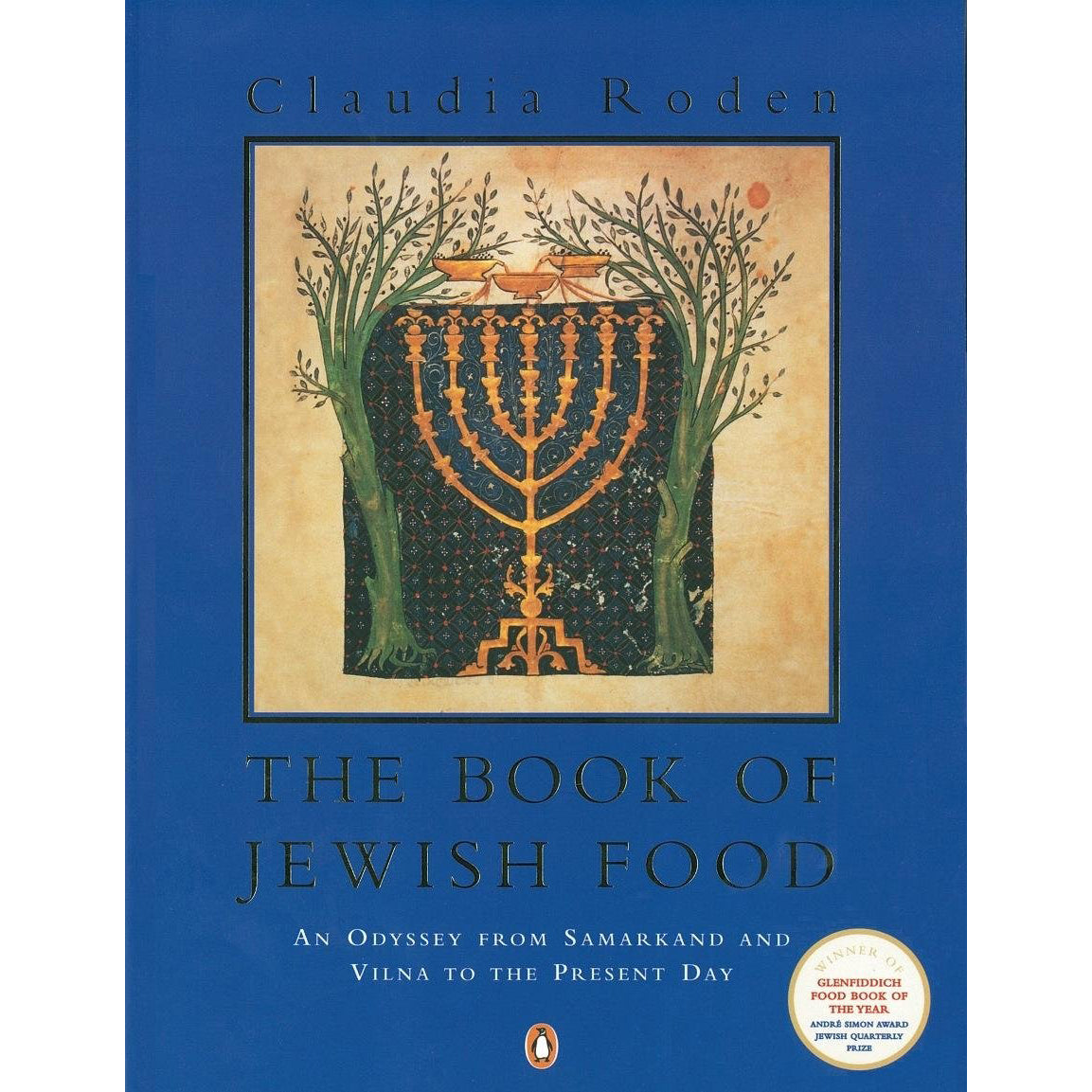 Cover of The Book of Jewish Food