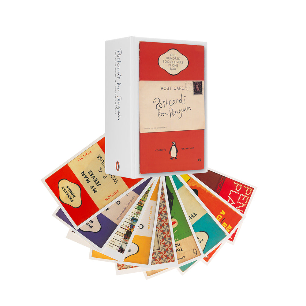 Postcard from Penguin Boxed Set