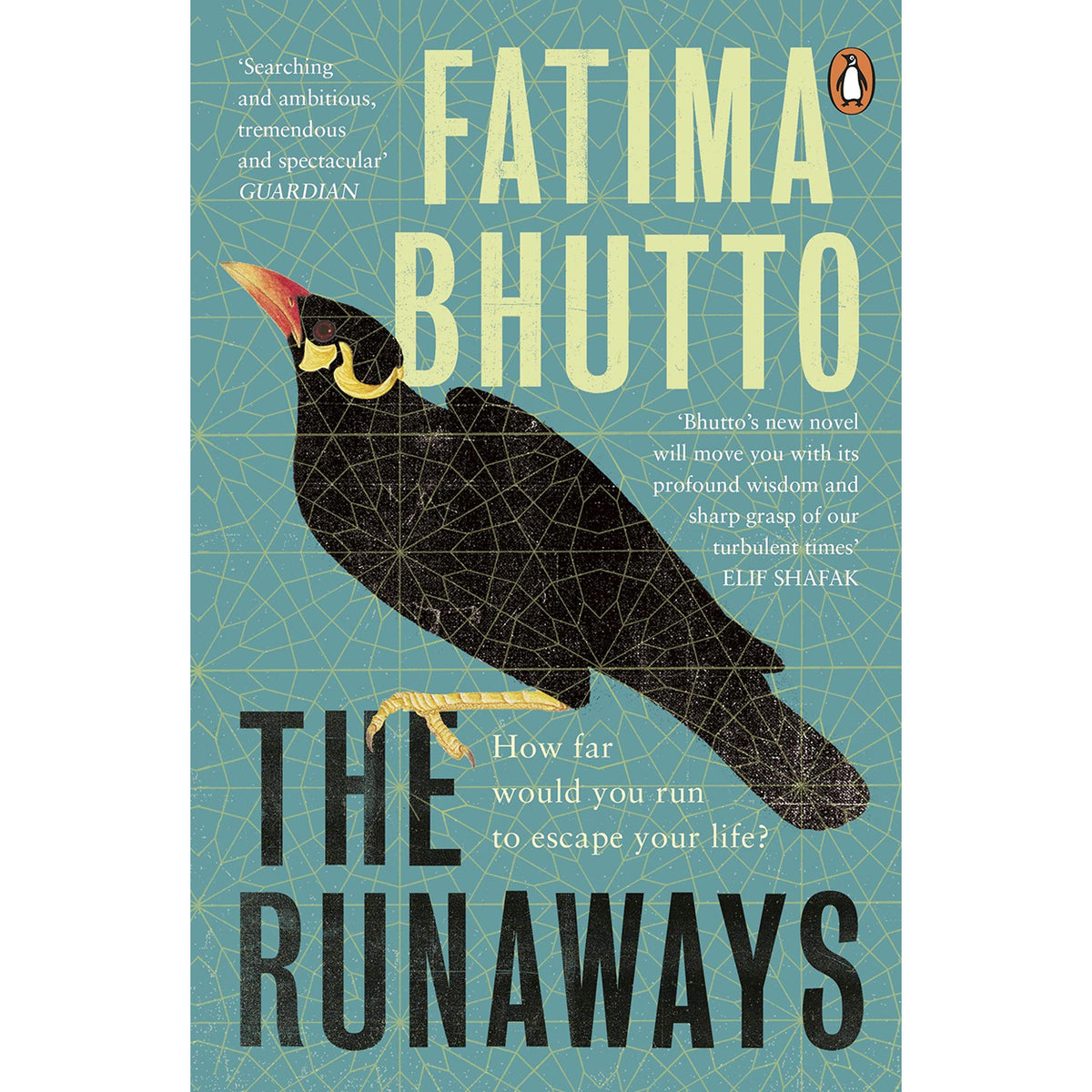 Cover of The Runaways by Fatima Bhutto