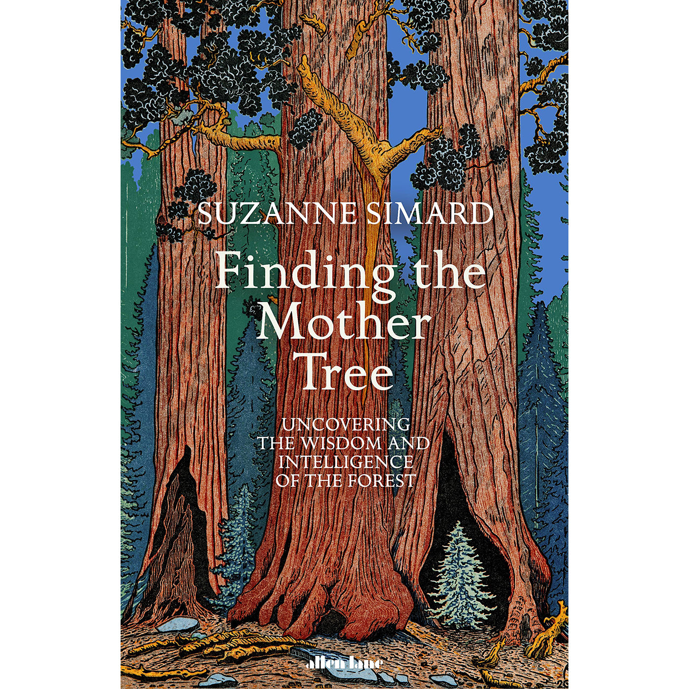 Cover of Finding Mother Tree
