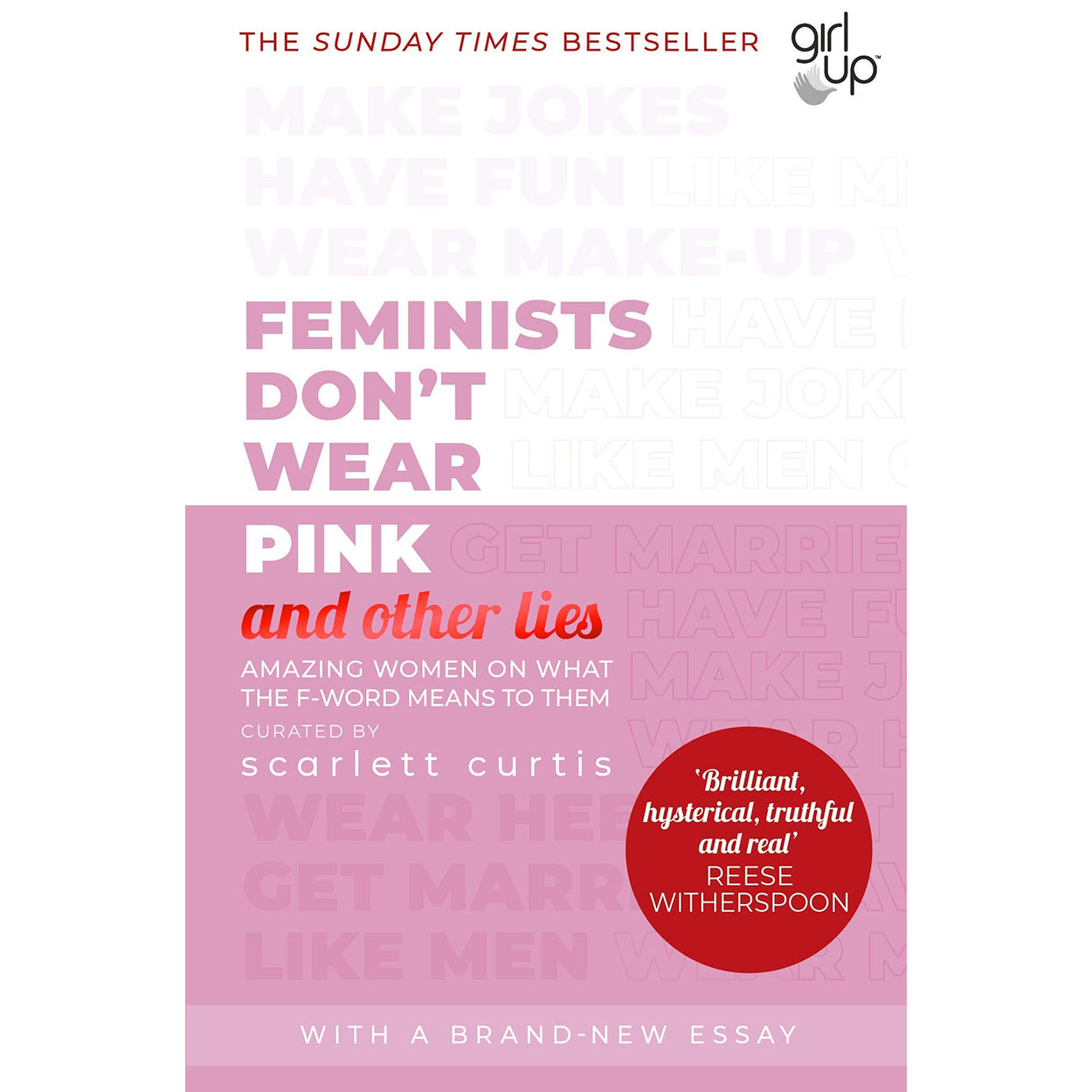 Cover of Feminists Don't Wear Pink