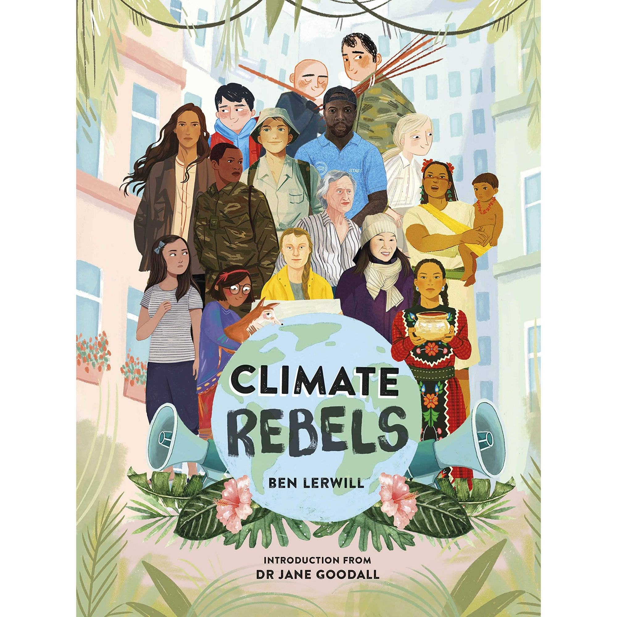 Cover of Climate Rebels
