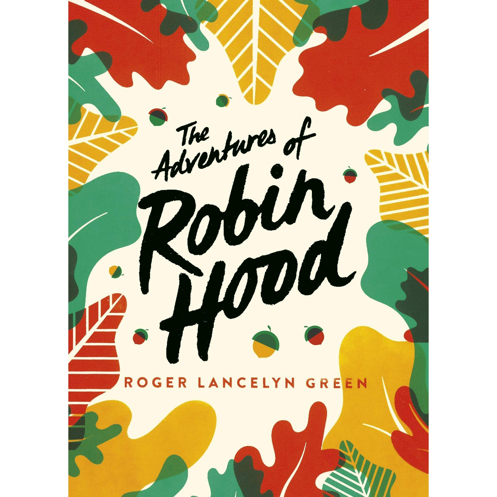 Cover of The Adventures of Robin Hood