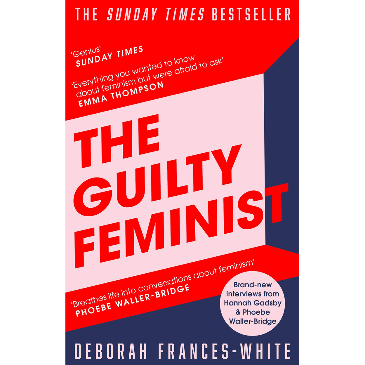 cover of The Guilty Feminist