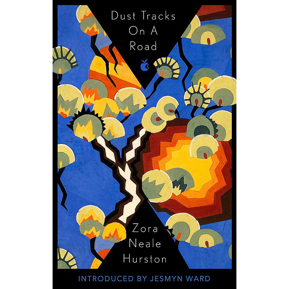 Cover of Dust Tracks On A Road