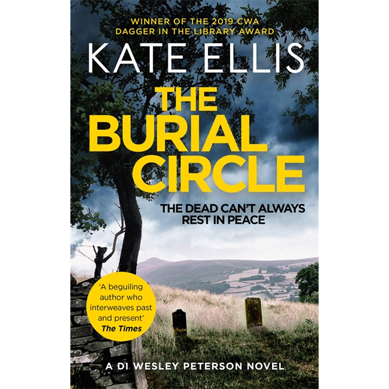 Cover of The Burial Circle