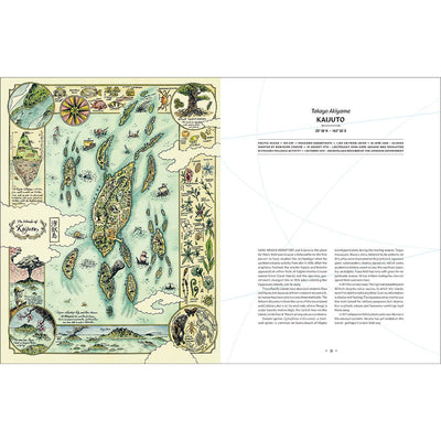 Archipelago: An Atlas of Imagined Islands inside