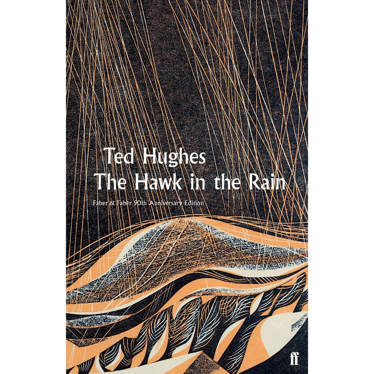 Cover of The Hawk in the Rain