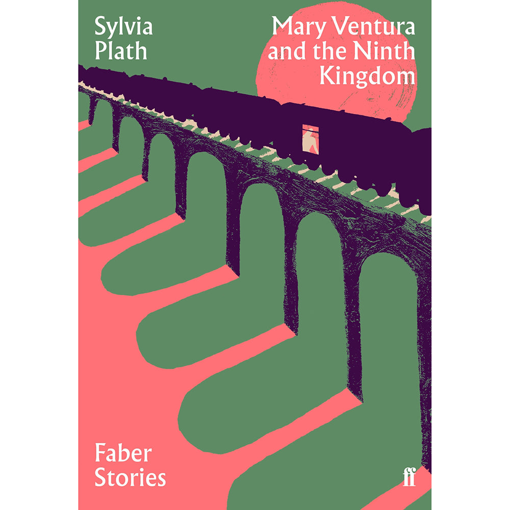 Mary Ventura and the Ninth Kingdom Faber Stories Cover