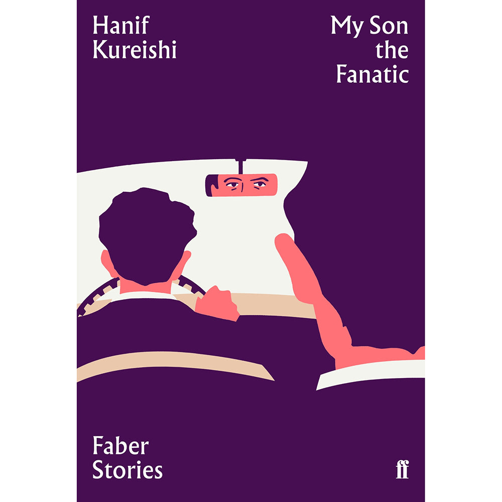 My Son The Fanatic Faber Stories Cover