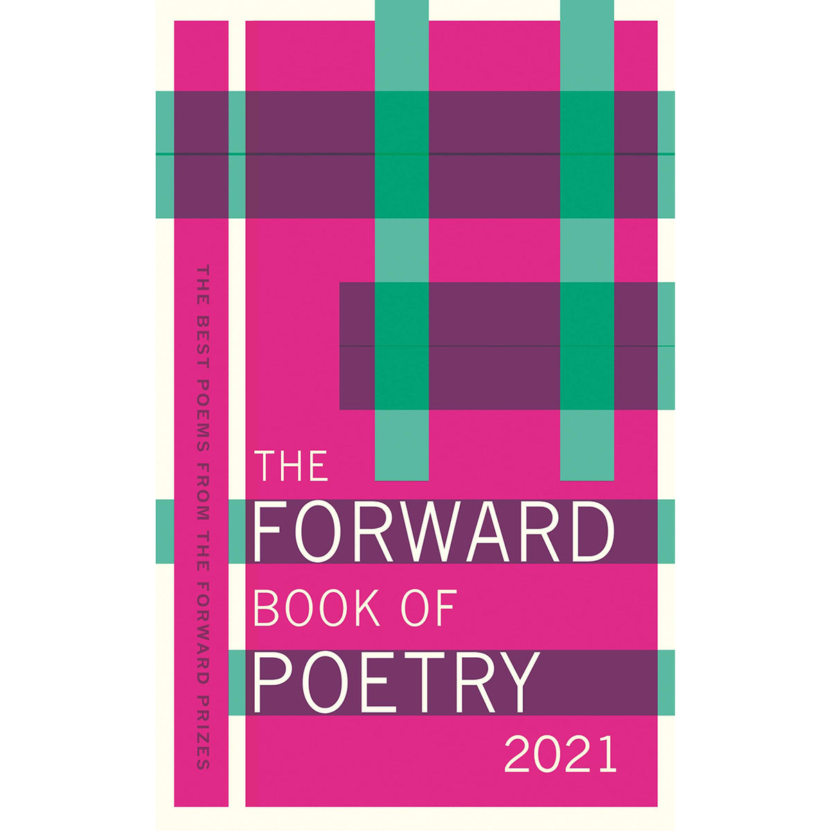 cover of The Forward Book of Poetry 2021