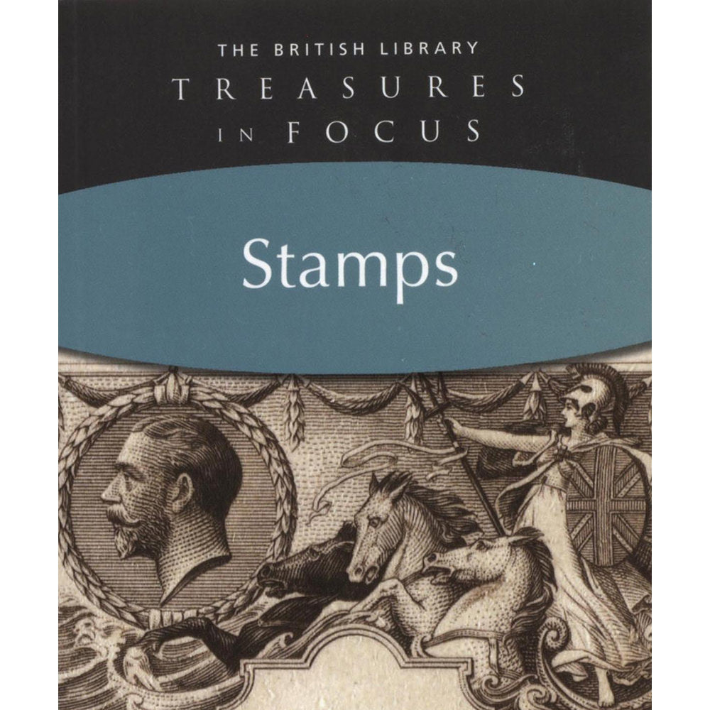 Treasures in Focus: Stamps Paperback British Library