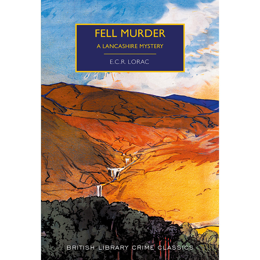 Fell Murder Paperback British Library Crime Classic