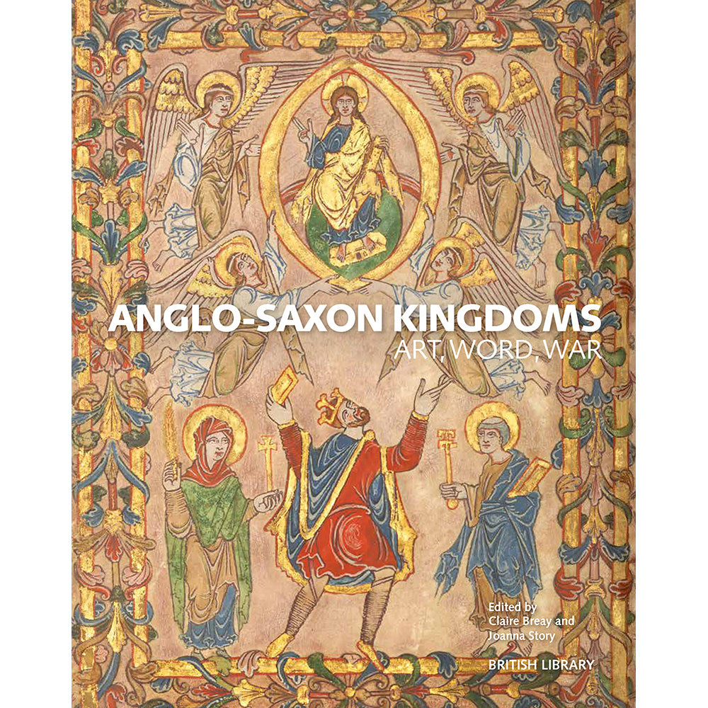 Anglo-Saxon Kingdoms (Paperback) cover