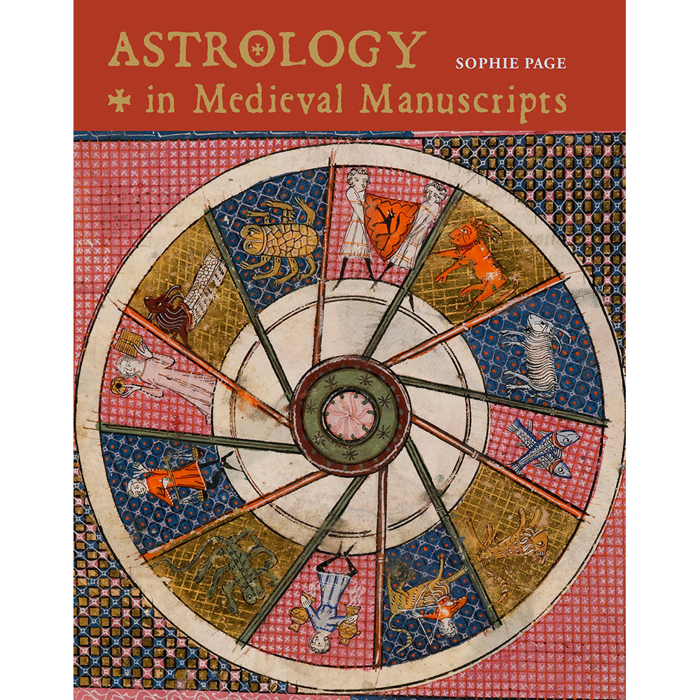 Astrology in Medieval Manuscripts hardback cover