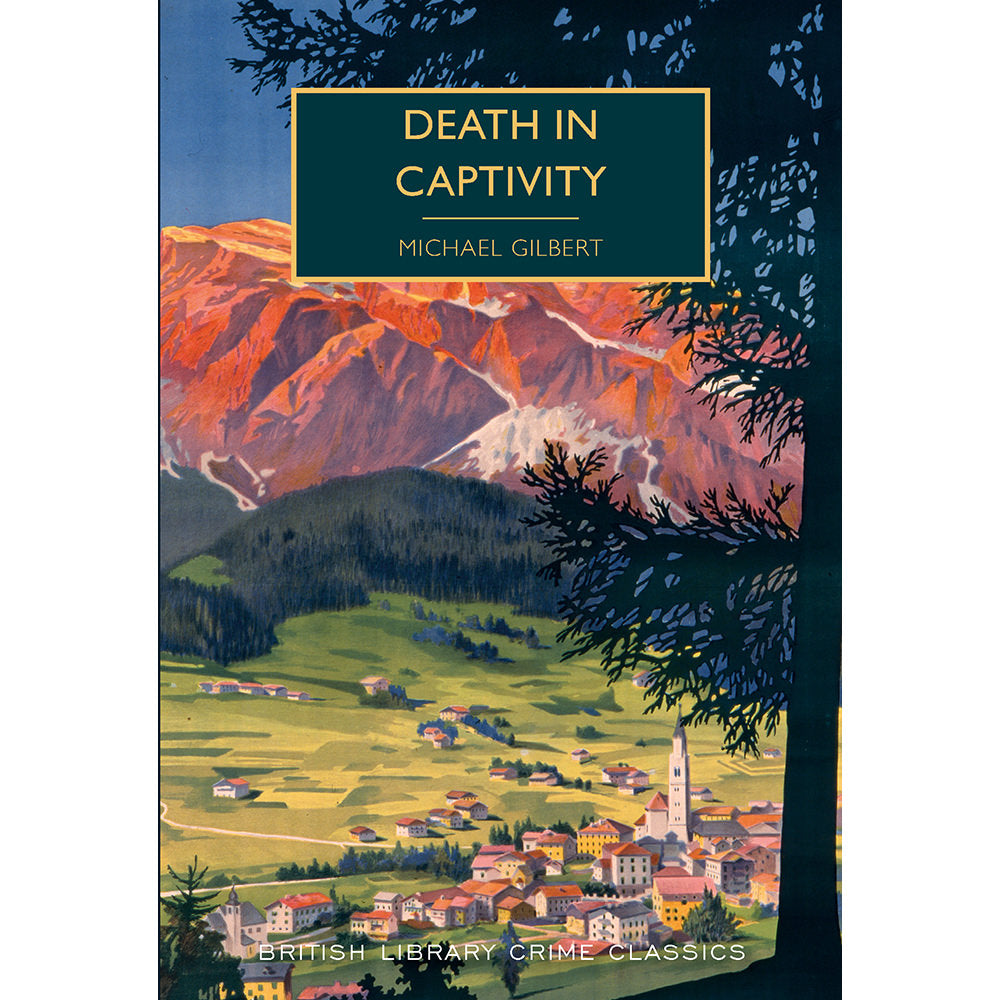 Death In Captivity Paperback British Library Crime Classic