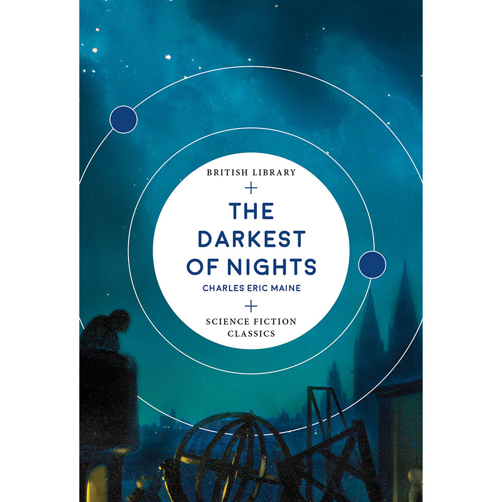 The Darkest of Nights Paperback British Library Science Fiction Classic