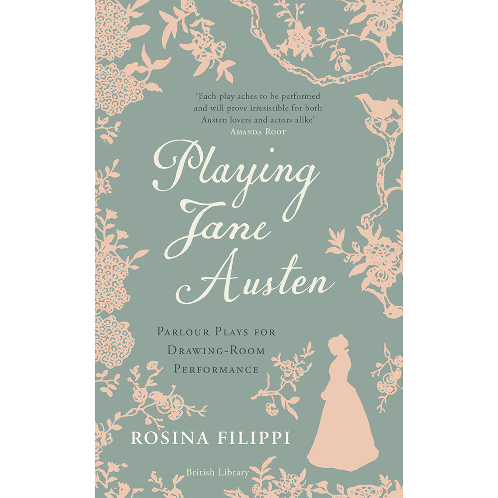 Playing Jane Austen British Library Hardback Cover