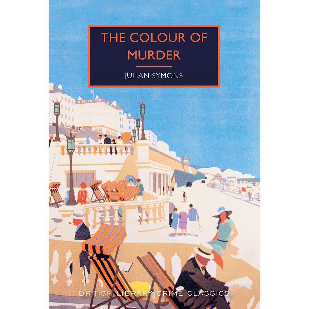 The Colour of Murder Paperback British Library Crime Classic