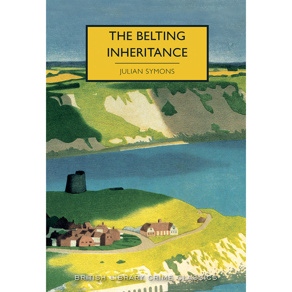 The Belting Inheritance Paperback British Library Crime Classic