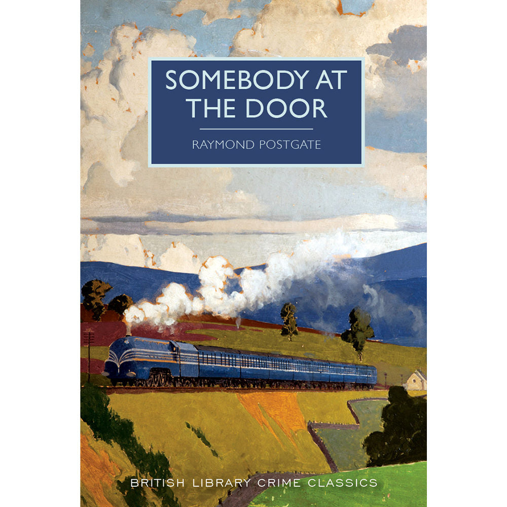 Somebody at the Door Paperback British Library Crime Classic