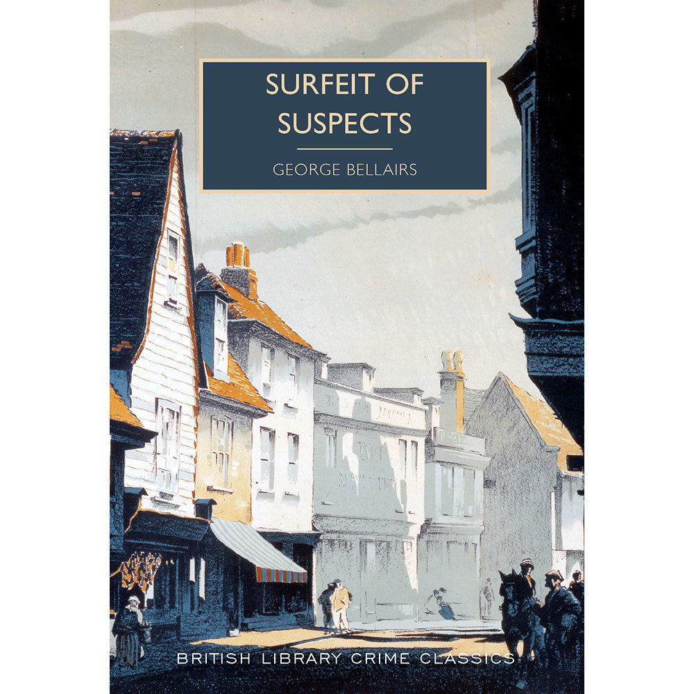 Surfeit of Suspects Paperback British Library Crime Classic