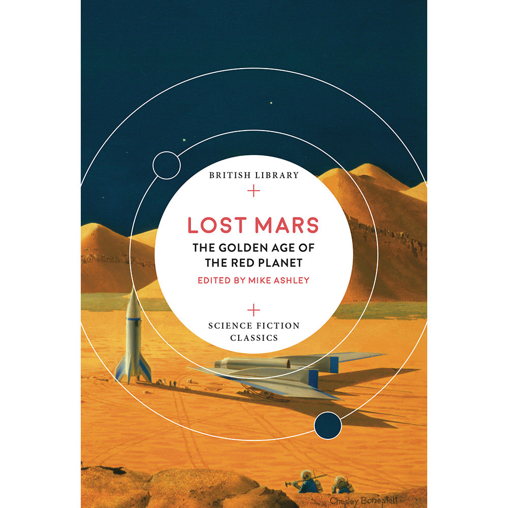 Lost Mars paperback British Library Science Fiction