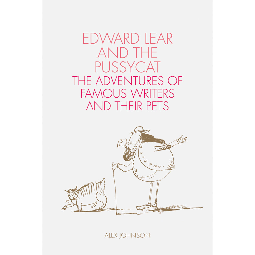 Edward Lear and the Pussycat Book Cover