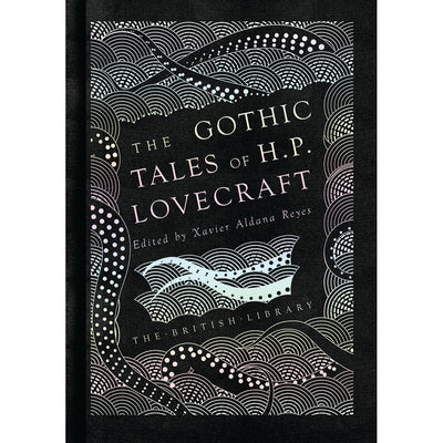 The Gothic Tales of H.P. Lovecraft Hardback Cover