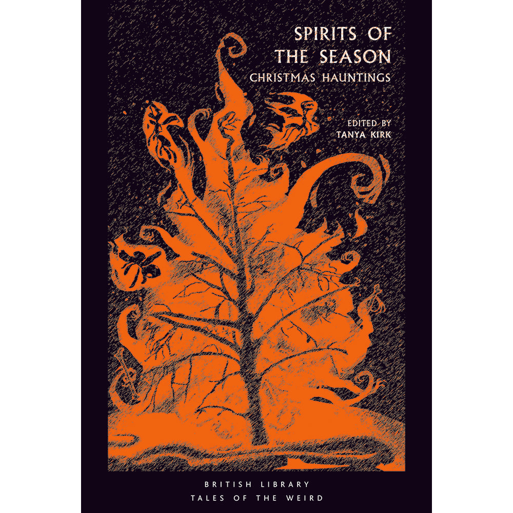 Spirits of the Season: Christmas Hauntings Paperback Tales of the weird