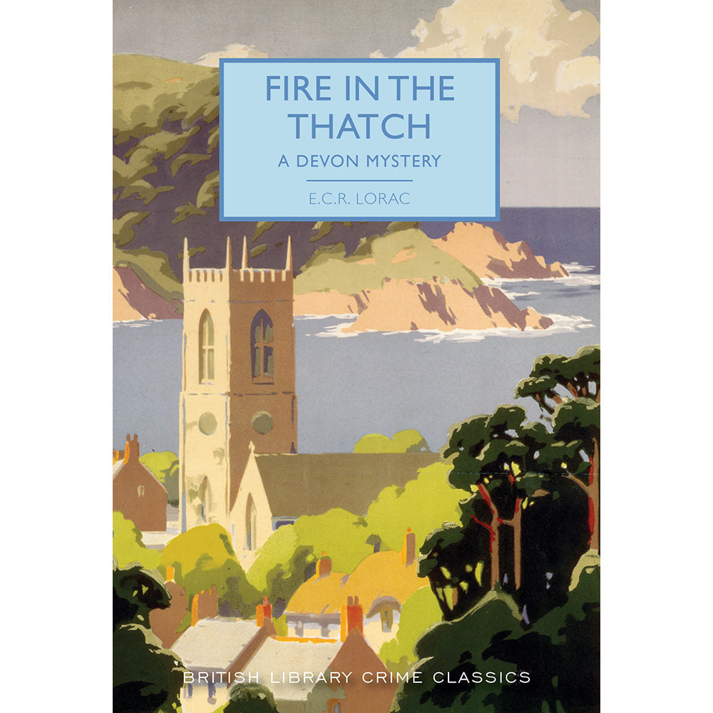 Fire in the Thatch Paperback British Library Crime Classic