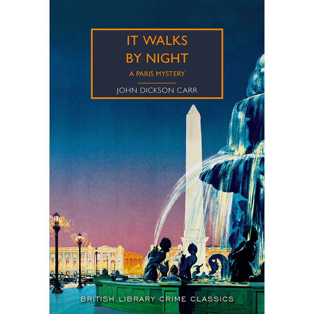 It Walks by Night Paperback British Library Crime Classic