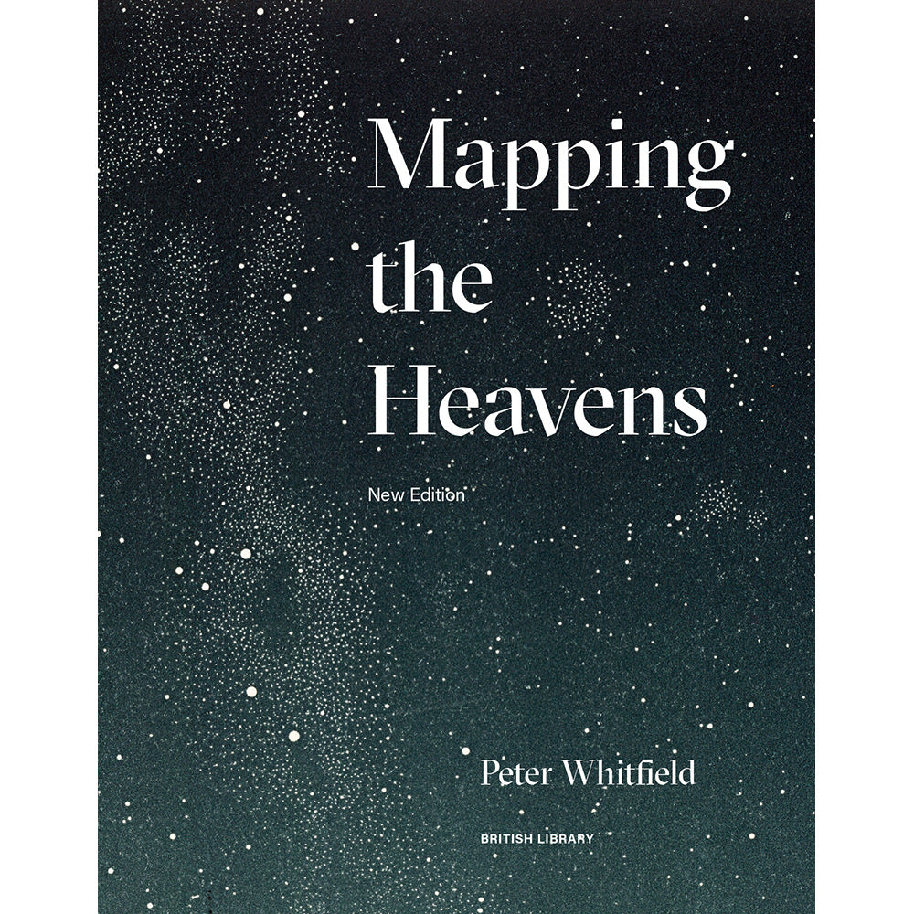Mapping the Heavens Hardback book cover