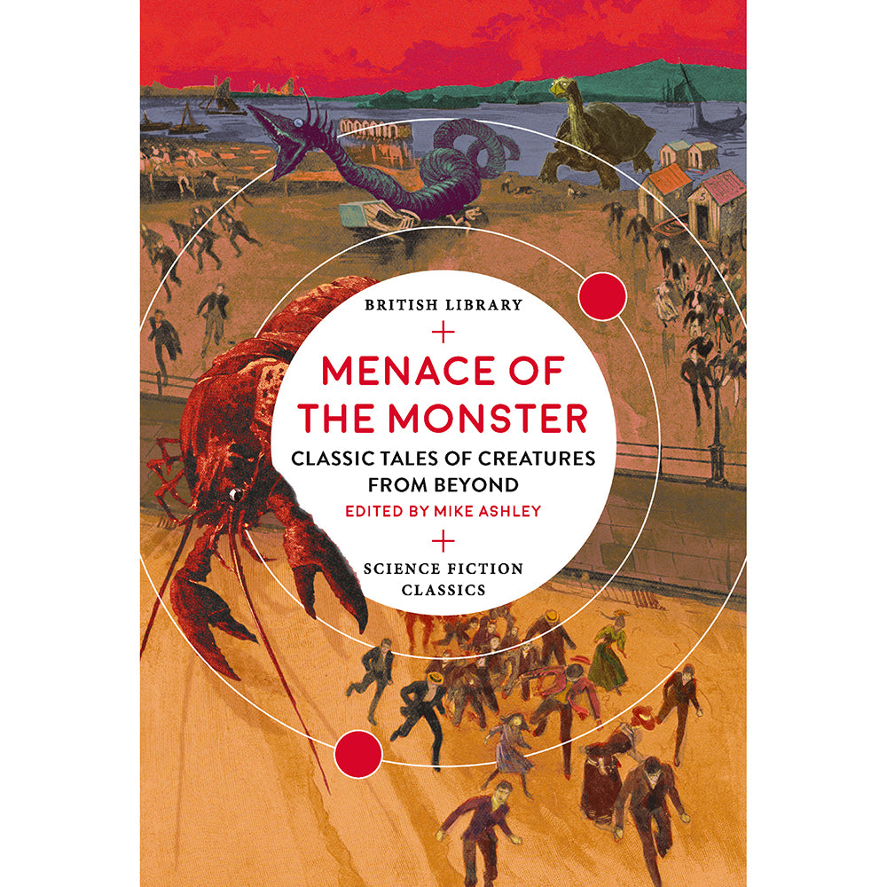 Menace of the Monster Paperback British Library Science Fiction