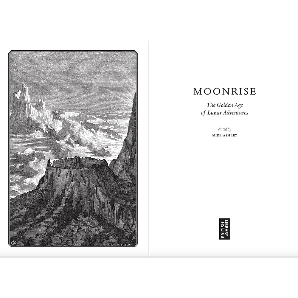 Moonrise Paperback British Library Science Fiction Classic Inside Page