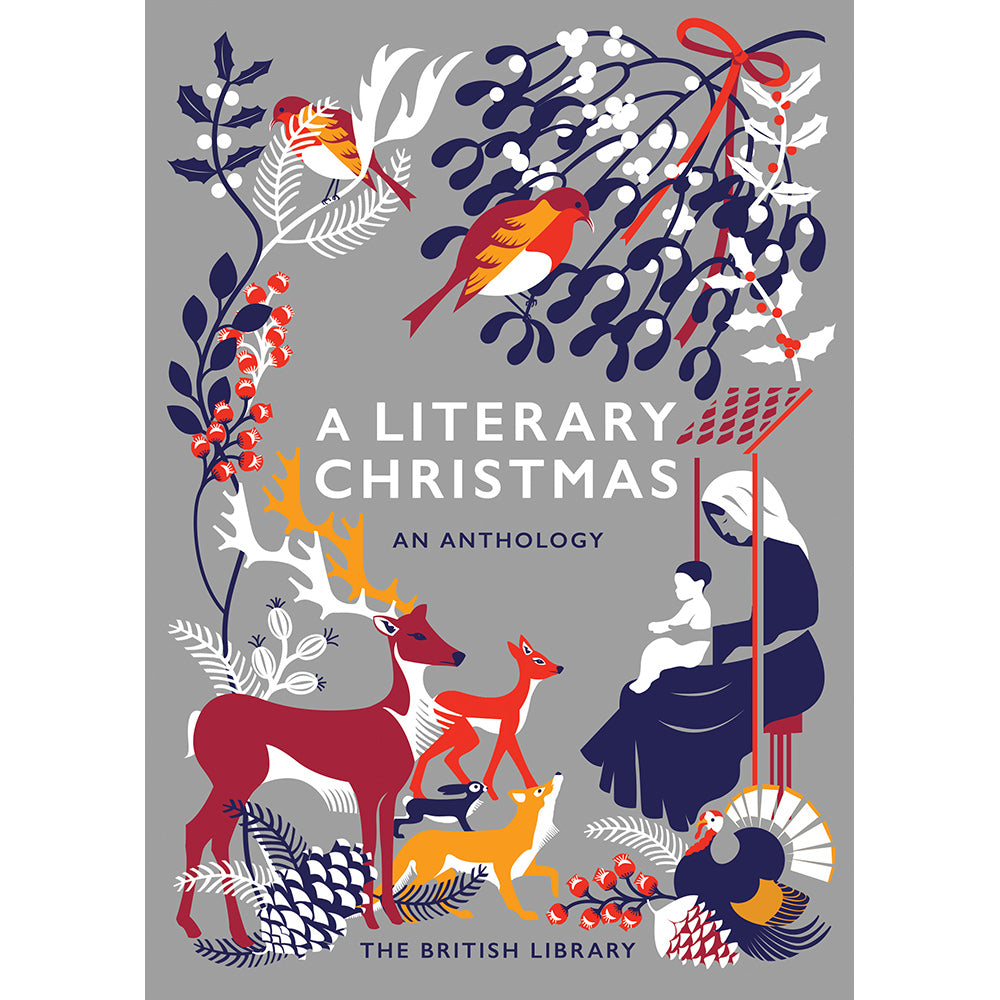 A Literary Christmas (New Edition) Hardback Cover